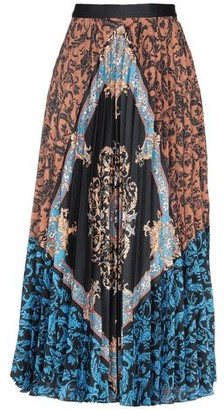 Sandro Long skirt