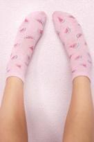 Garage Printed Ankle Sock