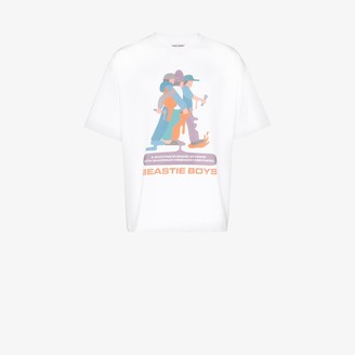 Opening Ceremony X Beastie Boys printed T-shirt