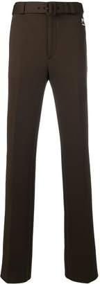 Prada technical jersey trousers