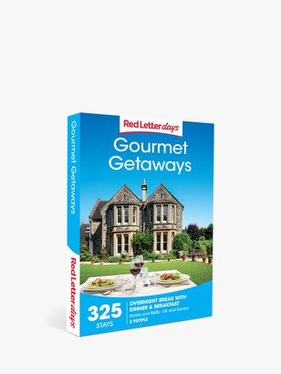 Red Letter Days Gourmet Getaways Gift Experience