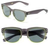 Nike Volition 54Mm Sunglasses - Matte Crystal Grey/ Cyber