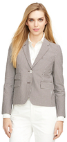 Brooks Brothers Cotton and Silk Jacket