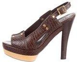 Tory Burch Monique Platform Sandals
