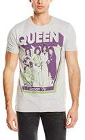 Amplified Men's Queen Japan 76 Short Sleeve T-Shirt, )
