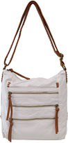 JCPenney Bueno Of California Bueno Two-Tone Crossbody Bag