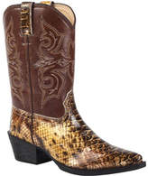 """Durango Infants/Toddlers Boot BT008 8"""" X Toe Western Boot Boots"""