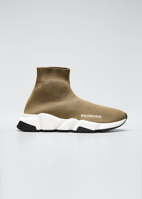 Balenciaga Speed LT Knit Chunky Sneakers