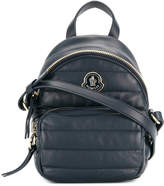 Moncler quilted mini backpack crossbody