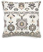 Levtex Embroidered Medallion Pillow