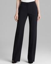 Armani Collezioni Trousers - Wide Leg Wool
