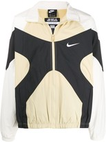 Nike colour blocked sport jacket