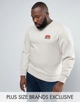 Ellesse PLUS Sweatshirt With Small Logo