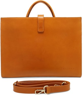Neyuh Leather The Light Bag Brown
