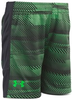 Under Armour Boys' Multi-Stripe Performance Shorts