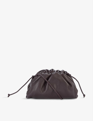 Bottega Veneta The Pouch small leather cross-body bag
