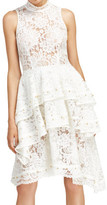 Keepsake Star Crossed Lace Dress