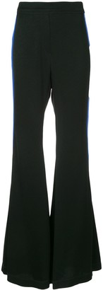 Ellery Lovedolls wide leg flared trousers