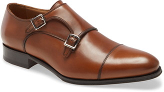 To Boot Positano Double Monk Strap Shoe