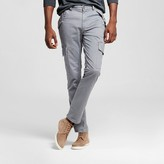 Mossimo Men's Cargo Pants Light Grey