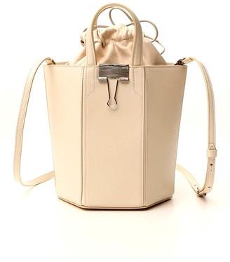 Off-White Binder-Clip Bucket Bag