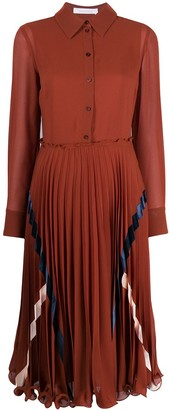 See by Chloe Pleated Dress