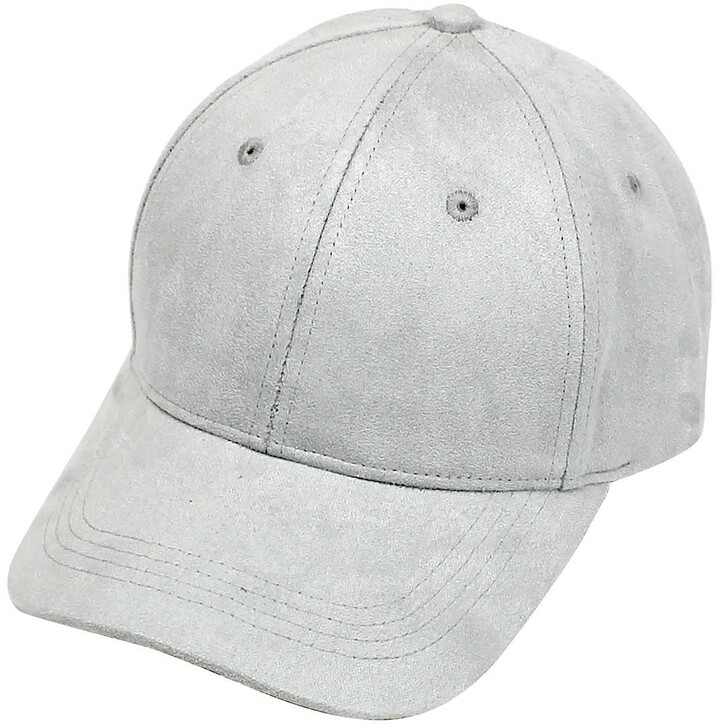 Michael Stars Don't Be Suede Baseball Cap