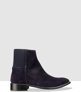Habbot. Farini Flat Ankle Boots