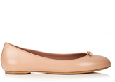 Tabitha Simmons Clover leather ballet flats
