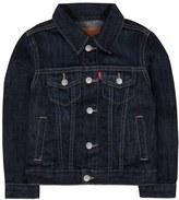 Levi's Toddler Boy Trucker Denim Jacket