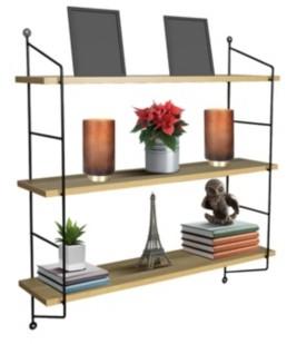 Sorbus 3 Tier Shelves