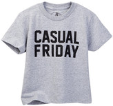 Kid Dangerous Casual Friday Tee (Toddler & Little Boys)