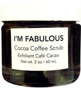 Cocoa Coffee Face Glow Scrub