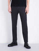 Jil Sander Adriano slim-fit stretch-wool trousers