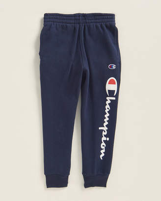 Champion Boys 4-7) Heritage Logo Jogger Sweatpants