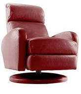 New Yorker Contemporary Swivel Recliner