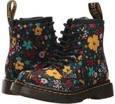 Dr. Martens Kid's Collection Brooklee WF Lace Boot Girls Shoes