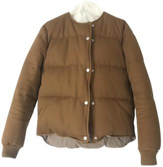 Acne Studios Camel Coat for Women