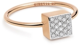 ginette_ny Baby Diamond Ever Square Ring