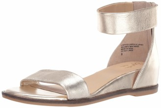 Seychelles Women's Lofty Wedge Sandal Gold 8.5 M US