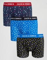 Jack and Jones Trunks 3 Pack