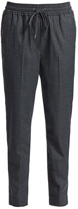 3.1 Phillip Lim Wool-Blend Side Tape Track Pants
