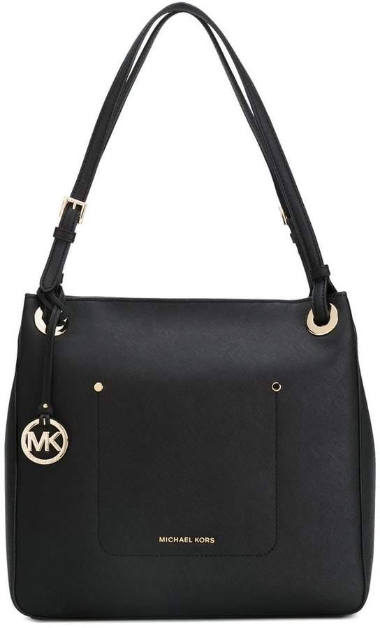 a763b5391a05 MICHAEL Michael Kors Black Tote Bags - ShopStyle