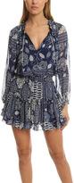 MISA Los Angeles Lorena Chiffon Dress