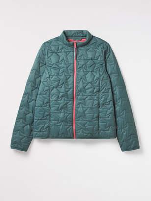 White Stuff Dallington Star Quilted Jacket