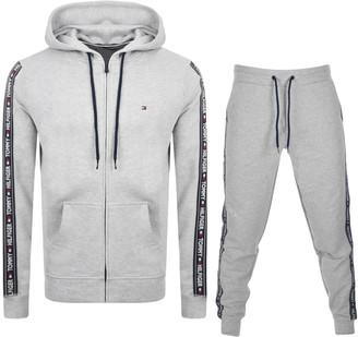 Tommy Hilfiger Loungewear Tracksuit Grey