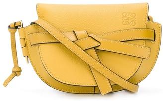 Loewe Gate knot-detail shoulder bag