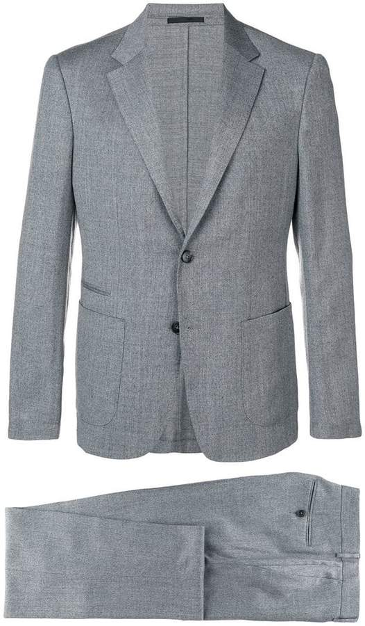 Ermenegildo Zegna perfectly fitted suit