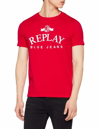 Replay Men's M3723 .000.2660 T-Shirt