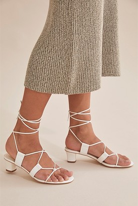 Country Road Diana Lace Up Heel